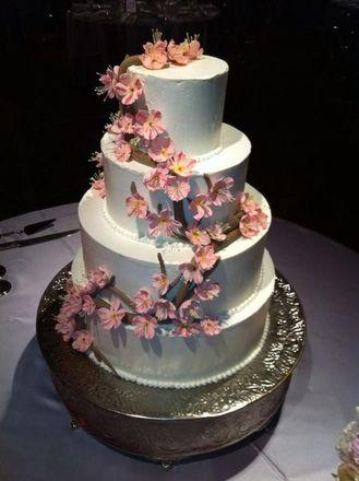 League City Wedding Cakes