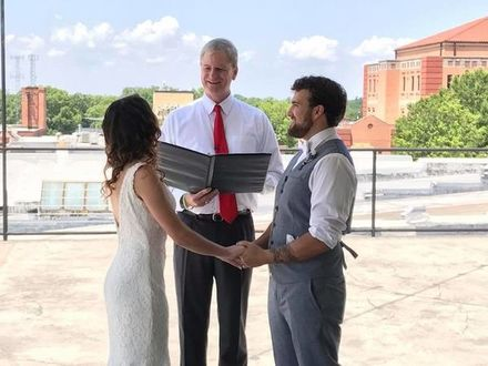 Upstate Wedding Officiant
