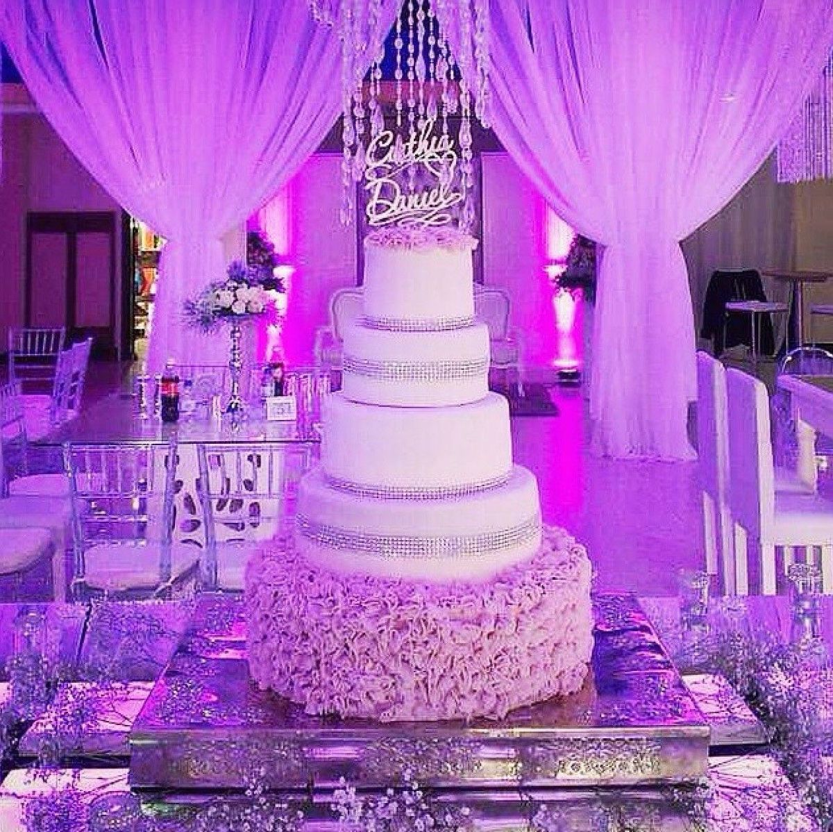 Alba Cake Design - Wedding Cake - Austin, TX - WeddingWire