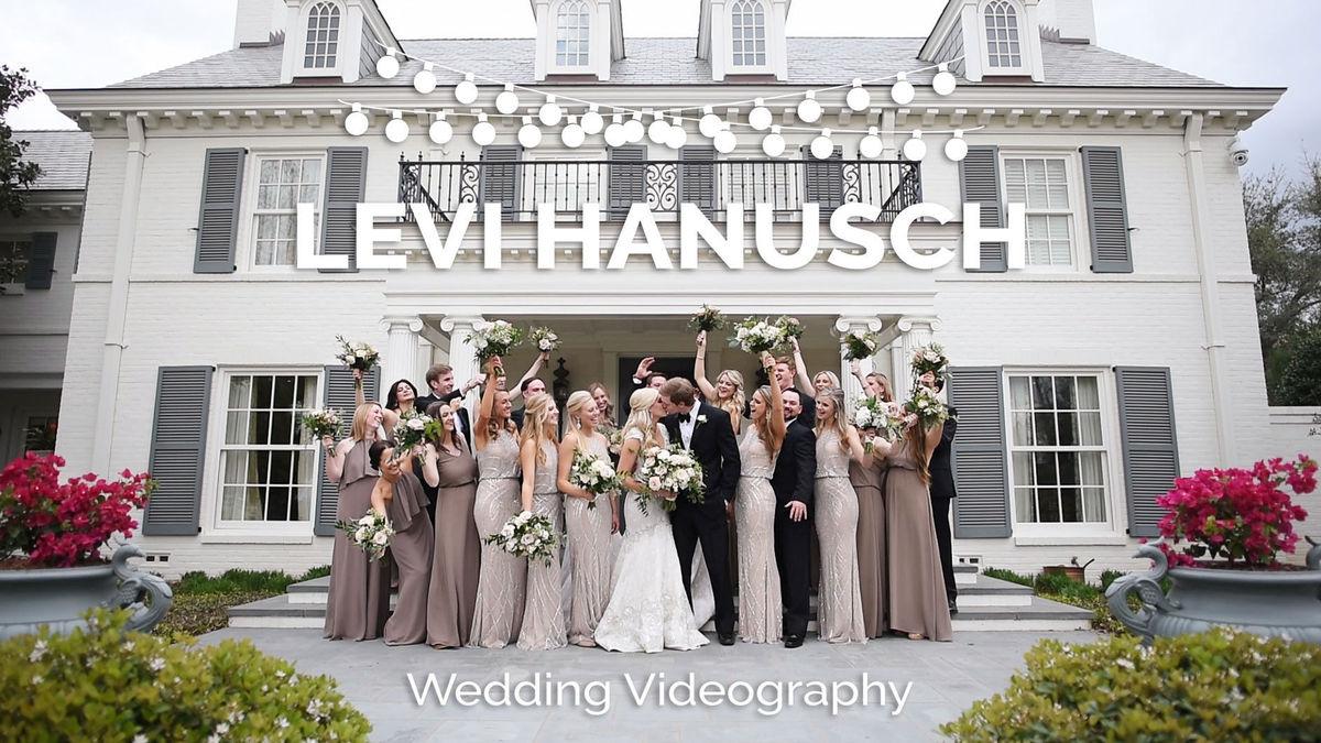 Levi Hanusch Wedding Videography Reviews San Marcos Tx