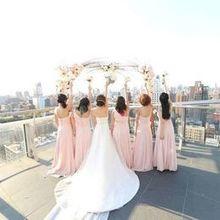220x220 sq 1528784189 a0428eb4bb0aaae3 1489772748025 lin wedding altar