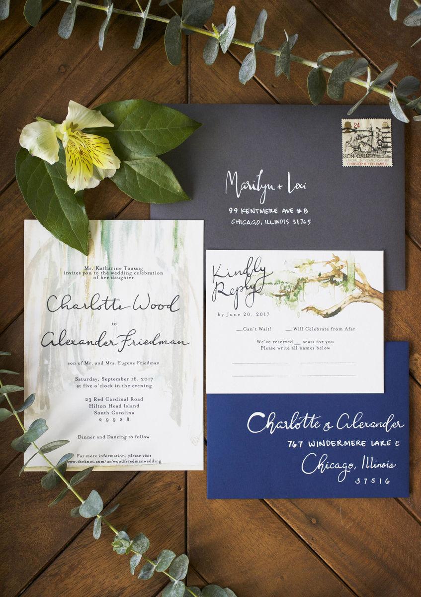 Patricia fK Design & Illustration - Invitations - Atlanta, GA ...