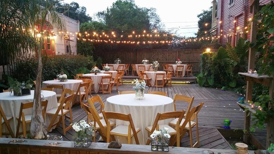 Wedding Venues Near Mandeville La Mini Bridal