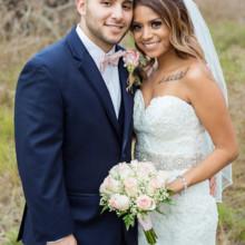 220x220 sq 1499902639880 rustic chic texas backyard wedding
