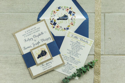 Simply Stated Invites