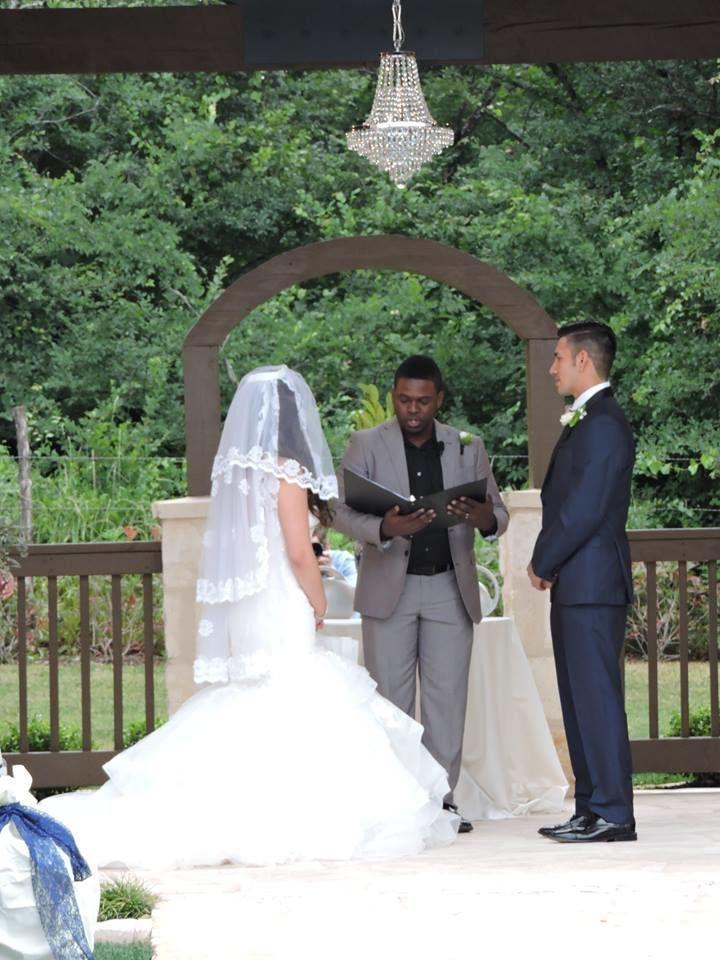 Officiant terrance officiant san jose ca weddingwire for Wedding dress rental san jose