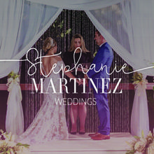 Stephanie Martinez Weddings