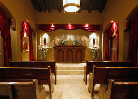 the artisan wedding chapel