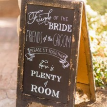220x220 sq 1498334919007 sit anywhere rustic wedding sign country boho wedd