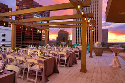 Chandler rehearsal dinners reviews for rehearsal dinner - Hilton garden inn downtown phoenix ...