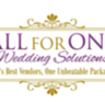 All For One Wedding Solutions image