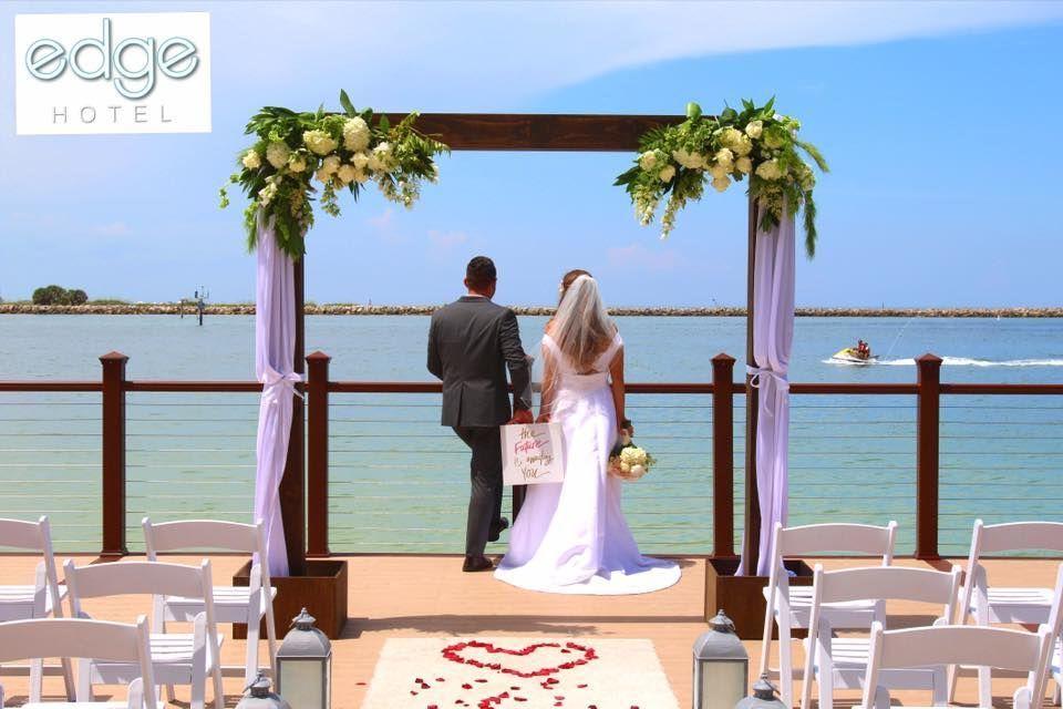 Clearwater Beach Fl Wedding Cakes