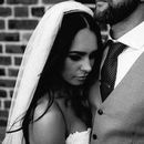 130x130 sq 1515707819 7bec803f5d70e7a7 1510108907079 black and white photo bride and groom