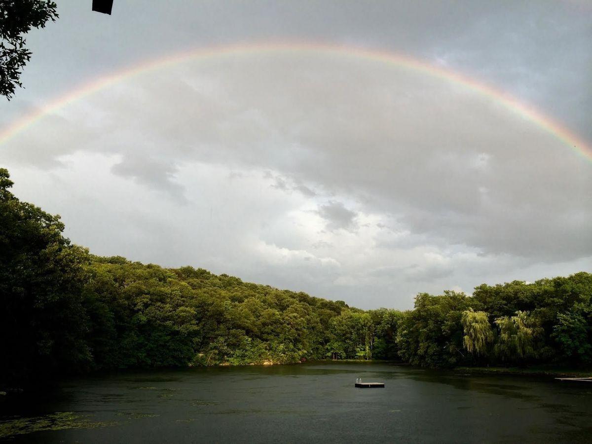 1200x1200_1504828045 35542156721e8ec8 1504827652310 rainbow over lake matamoras wedding venues reviews for venues  at gsmportal.co