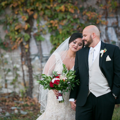 400x400 sq 1503027383612 urban missouri courtyard wedding
