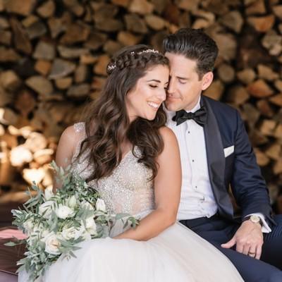 Real weddings real wedding photos weddingwire marlene devin junglespirit Images