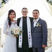 Rev. Mercy - Bilingual Wedding Officiant