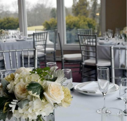 Dartmouth golf club wedding