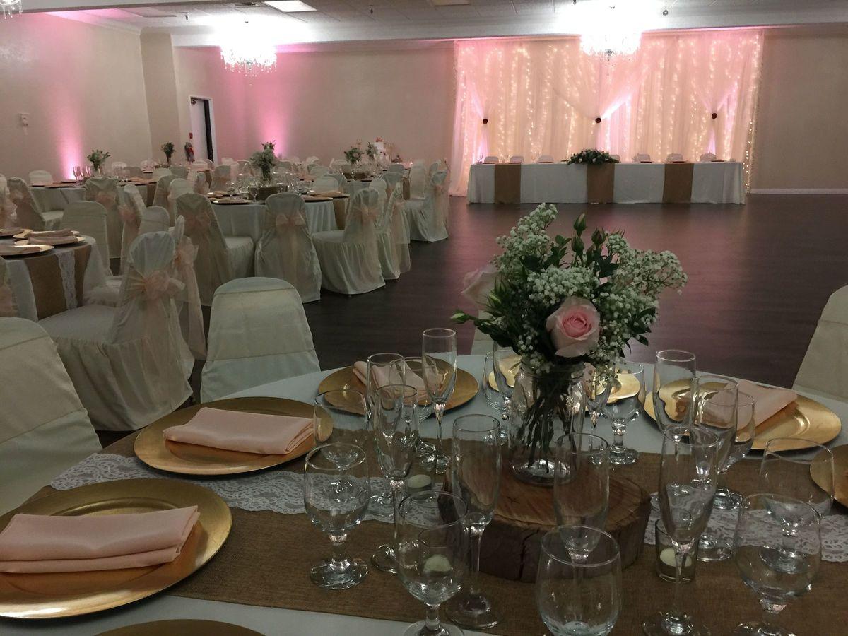 Blossom Banquet Center Venue Ontario Ca Weddingwire