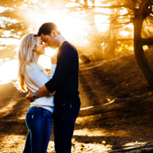 220x220 sq 1507789142705 britney  gabe   big sur engagement 47