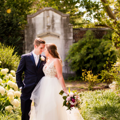 400x400 sq 1520325778494 posh pennsylvania garden wedding