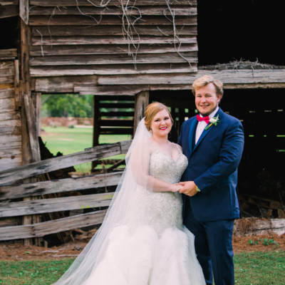 400x400 sq 1520381483408 rustic georgia horse farm wedding