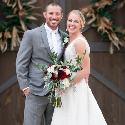 400x400 sq 1527927432117 rustic winter texas barn wedding