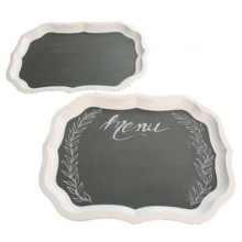 220x220 sq 1512751997726 metal tray chalkboards 2
