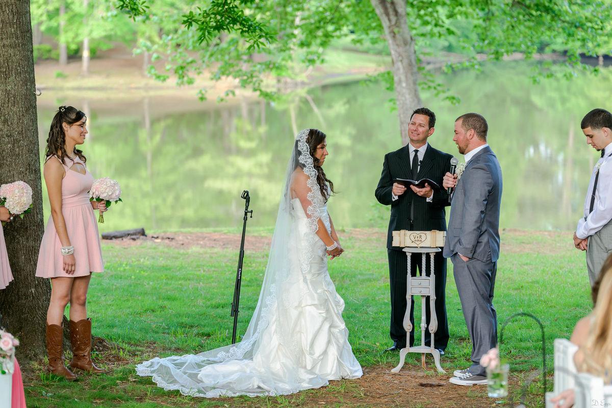 Wedding pastor shane officiant nashville tn weddingwire for Wedding dress rental nashville tn