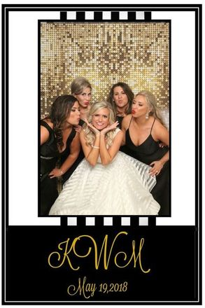 LUXE Reflections - more than a photobooth