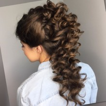 220x220 sq 1512428860548 promhair promhairstyle promhairstyles weddinghair