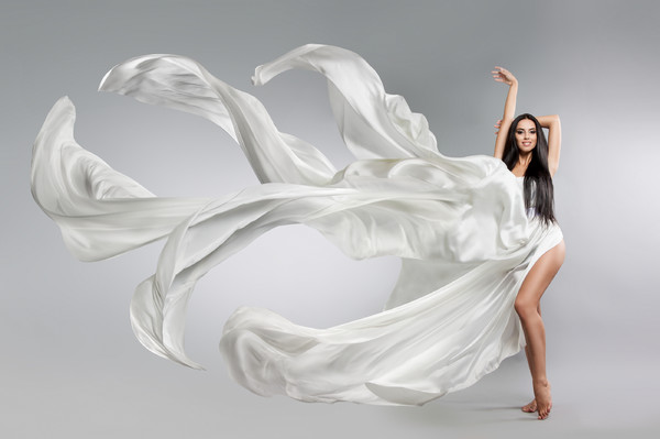 600x600 1512501062112 beautiful young girl in flying white dress. flowin