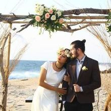 Luxury Weddings in Crete by Vasiliki