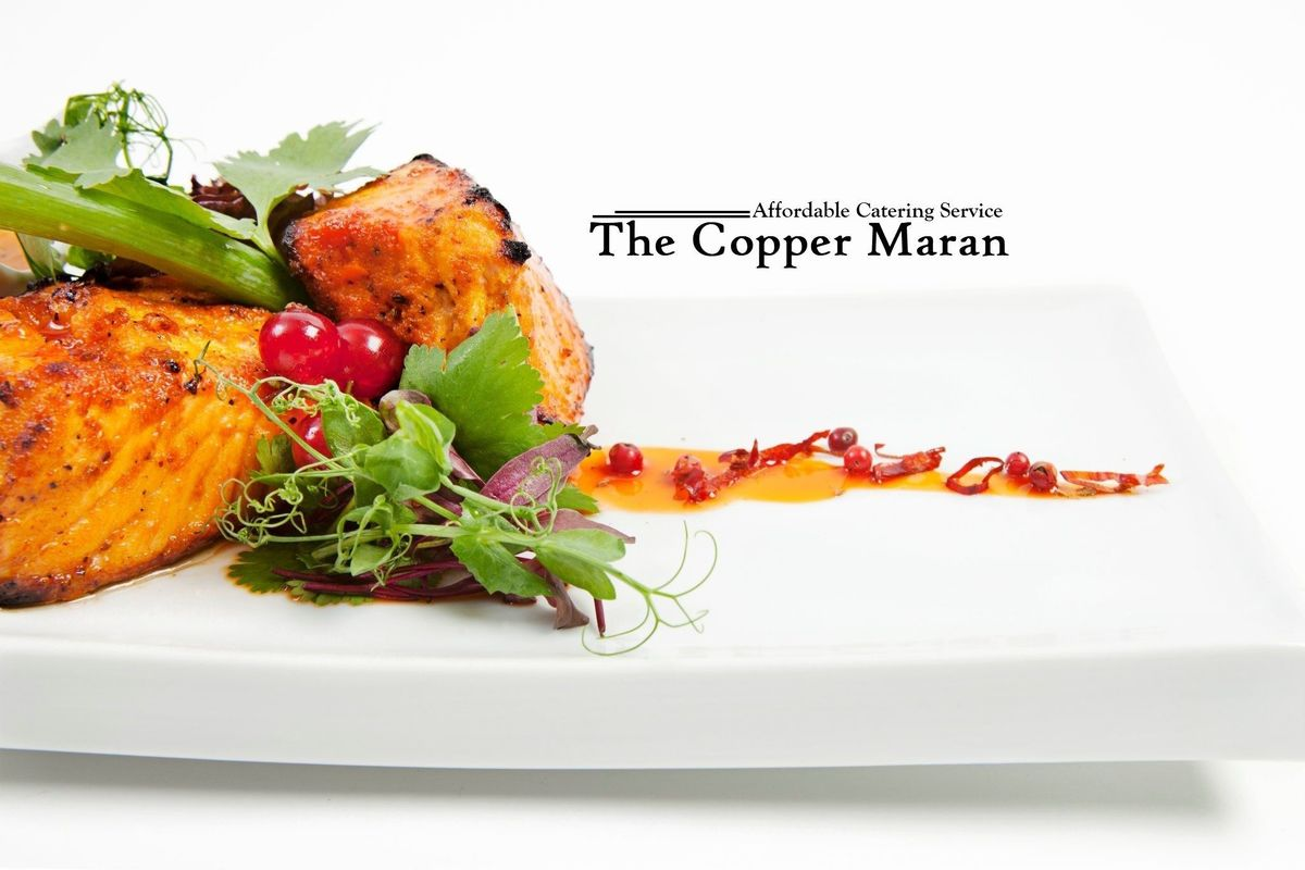 The Copper Maran - Affordable Catering Service - Catering ...