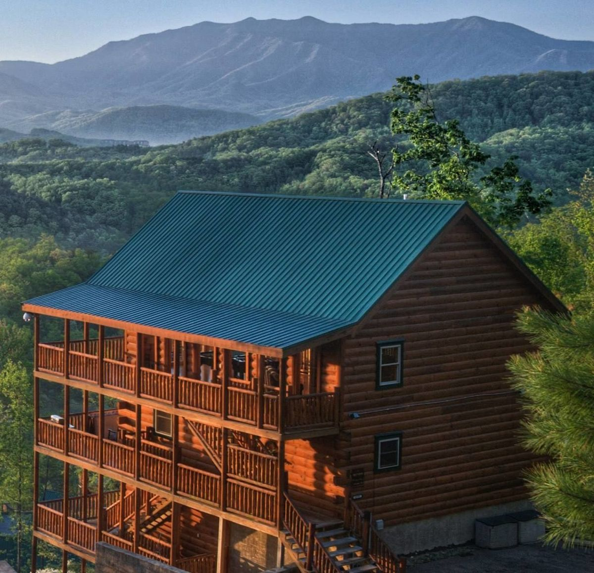 Pigeon Forge, TN · Skyview Rentals