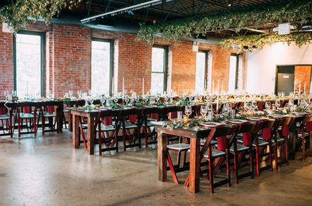 Long island city wedding venues reviews for venues for Non traditional wedding venues nyc