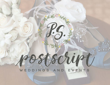 Postscript Weddings and Events
