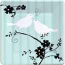 130x130 sq 1344364416440 twolovebirdsdessertplates1