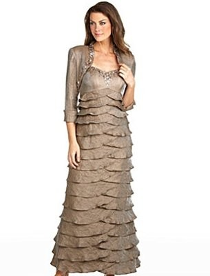 Mother Of The Bride Dresses Von Maur - Fn Dress
