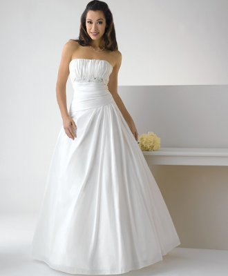 Ideas for a small wedding for Wedding dress no train