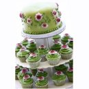 130x130 sq 1222965634460 cupcake wedding cakes02