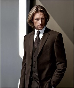 Looking for a chocolate brown suit/tux | Weddings, Beauty and ...
