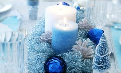 Winter wonderland centerpieces weddings do it yourself for Winter themed wedding centerpieces