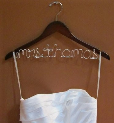 Make your own future mrs hanger weddings do it for Mrs hangers wedding dress