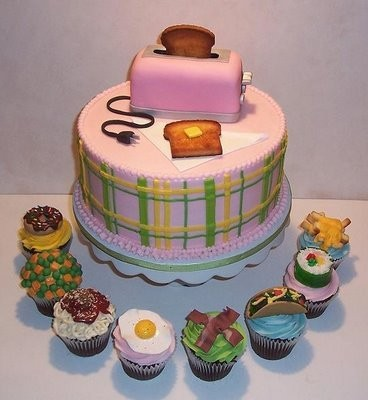 and now i will post some really really cute cakes that i aboslutely love hahaha - Kitchen Shower Ideas