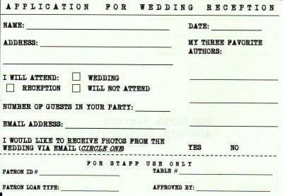 RSVP wording ideas needed – Fun Wedding Rsvp Cards