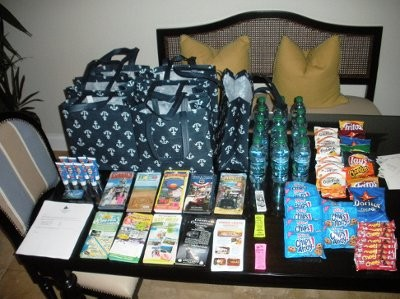Thought Id share... My Out of Town Gift Bags! Weddings, Etiquette ...