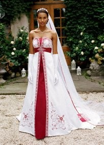 Changing Dresses for Weddings