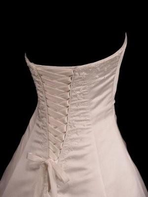 corset lacing ribbon help please  weddings fun stuff