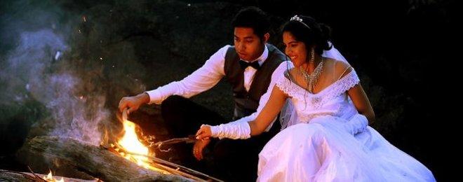 Jenitha Martin & Lendl Lasrado's Wedding